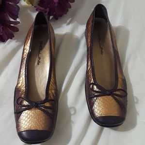 NWOT, Belleville flat shoes..